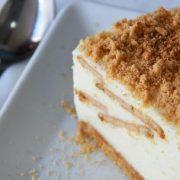 Dulce Capricho, tarta de licor de arroz con leche